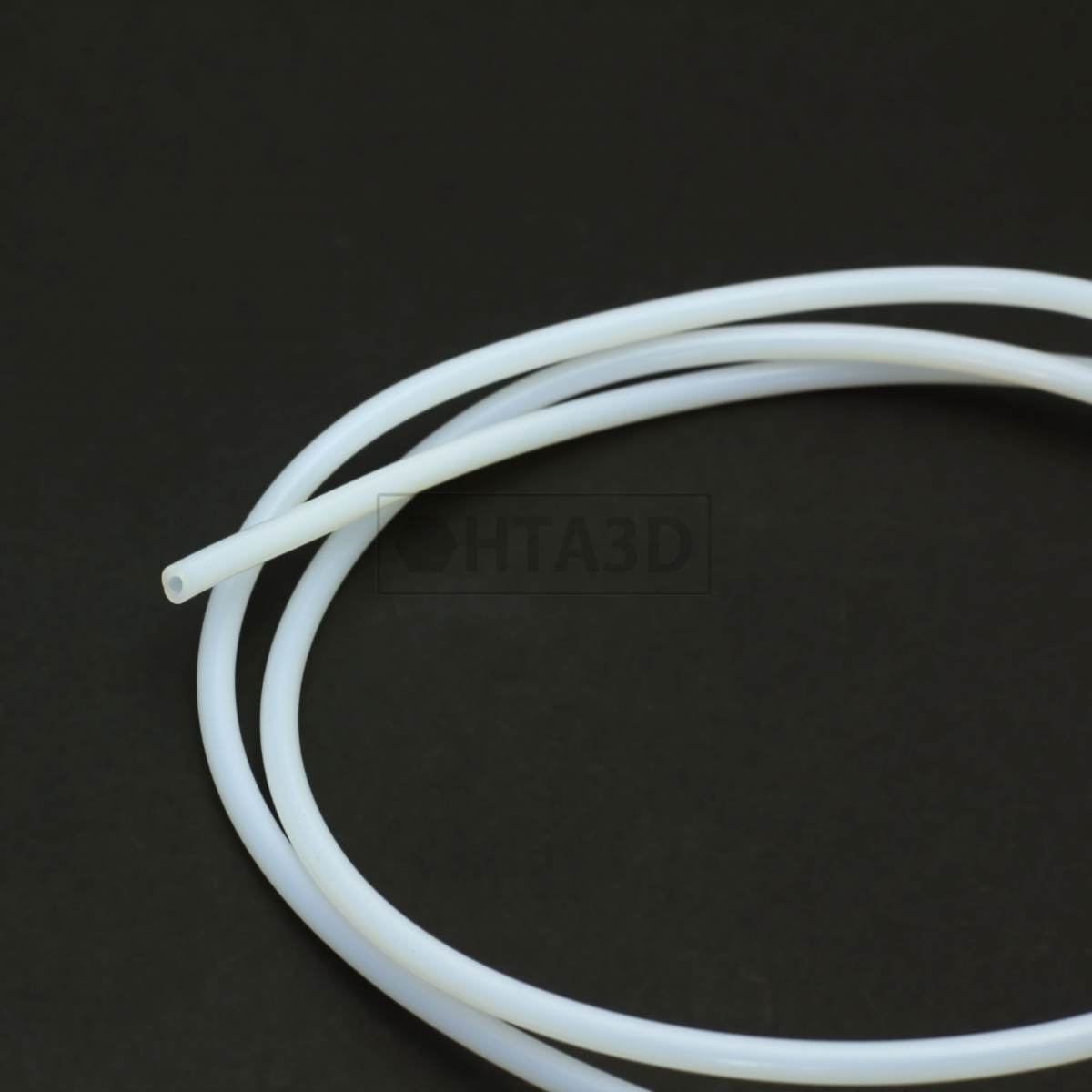 Teflon tube (PTFE) for 3mm filament IØ 4MM / OØ 6MM - 10cm - HTA3D
