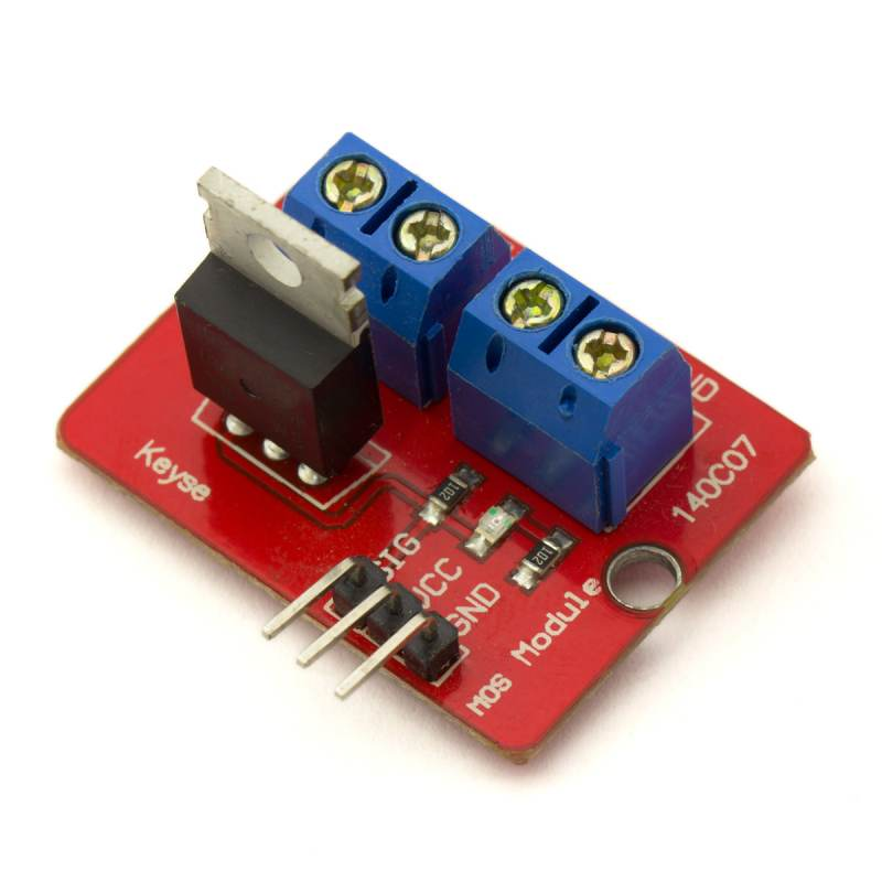 Module mosfet 0-24v IRF520 - Arduino compatible