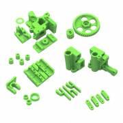 P3steel Printed Parts